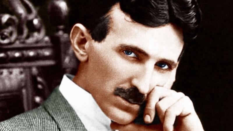 El Científico Loco Nikola Tesla Wallpaper 1 Di Algo Famoso