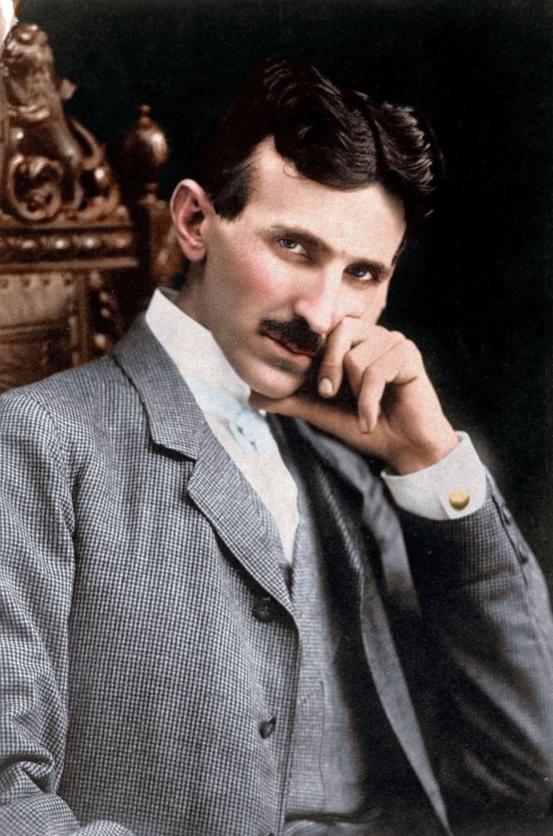 El Científico Loco Nikola Tesla Wallpaper 5 Di Algo Famoso